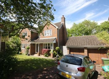 Thumbnail 4 bedroom detached house to rent in Hazel Grove, Winchester