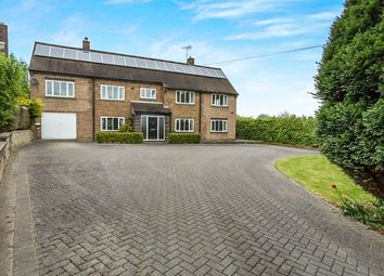 Thumbnail 4 bed detached house for sale in New Road, Wingerworth, Chesterfield