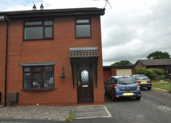 Thumbnail 3 bed semi-detached house to rent in Gorse Close, Penymynydd, Chester