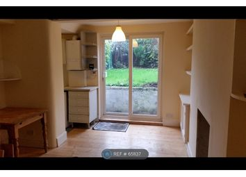 Thumbnail 1 bed flat to rent in Basement St. Stephens Terrace, London