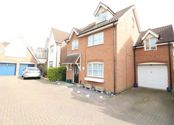 Thumbnail 5 bed property for sale in Davenport, Church Langley, Harlow