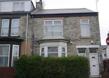 Thumbnail 2 bed flat for sale in Baring Street, South Shields