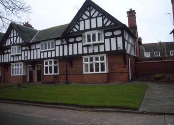 Thumbnail 2 bed shared accommodation to rent in Park Road, Port Sunlight, Wirral