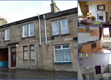 Thumbnail 1 bed flat to rent in Kirklee Road, Bellshill