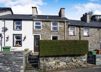 Thumbnail 2 bed terraced house for sale in Holland Terrace, Tanygrisiau, Blaenau Ffestiniog, Gwynedd