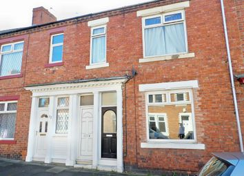 Thumbnail 2 bedroom flat for sale in Brabourne Street, South Shields