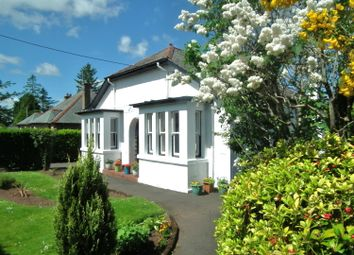 Thumbnail 4 bed detached bungalow for sale in Todlaw Road, Duns