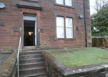 Thumbnail 1 bed terraced house to rent in Rotchell Road, Dumfries
