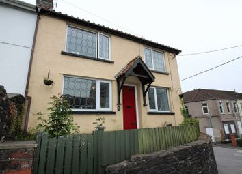 Thumbnail 2 bed end terrace house for sale in High Street, Pengam, Blackwood