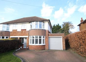 Thumbnail 3 bed semi-detached house for sale in Haymoor, Letchworth Garden City