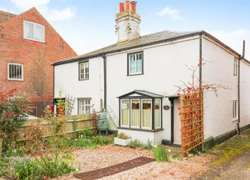 Thumbnail 2 bed semi-detached house for sale in Canterbury Road, Wingham, Canterbury