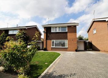 Thumbnail 3 bed property for sale in Bowness Close, Holmes Chapel, Crewe