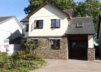 Thumbnail 4 bed detached house for sale in Broad Park Road, Bere Alston, Yelverton