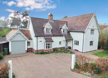 Thumbnail 4 bed detached house for sale in School Lane, Ufford, Woodbridge