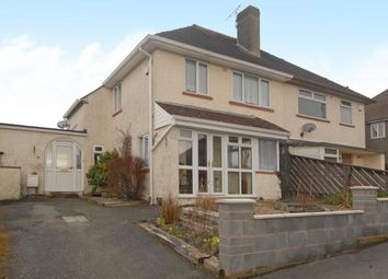 Thumbnail 3 bed semi-detached house for sale in Lant Avenue, Llandrindod Wells, Powys