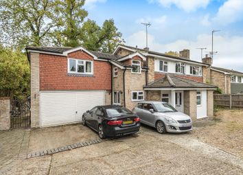 Thumbnail 5 bed detached house for sale in Camberley, Surrey, Camberley, Surrey
