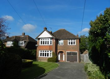 Thumbnail 4 bed detached house to rent in Southgate Road, Crawley