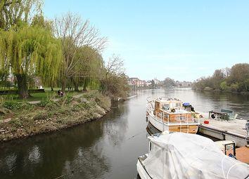 Thumbnail 1 bedroom houseboat for sale in Swan Island, Strawberry Vale, Twickenham