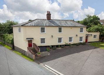 Thumbnail 5 bed detached house to rent in White Horse Road, Kedington, Haverhill