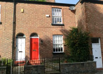 Thumbnail 2 bed terraced house to rent in New Street, Altrincham