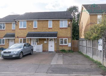 Thumbnail 2 bed semi-detached house for sale in Maple Close, Ilford