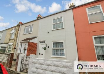 Thumbnail 3 bed property to rent in Essex Road, Lowestoft