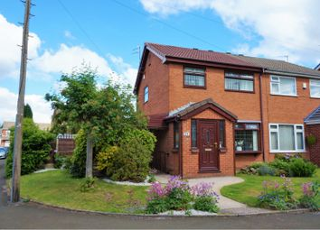 Thumbnail 3 bedroom semi-detached house for sale in Oval Drive, Dukinfield