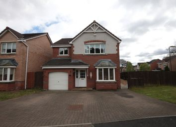 Thumbnail 4 bed detached house for sale in Curlew Brae, Livingston