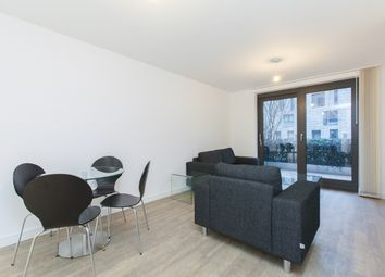Thumbnail 1 bed flat to rent in Waterside Park, Kingfisher Heights, Royal Docks