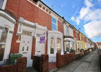 Thumbnail 3 bed terraced house for sale in Mayhall Road, Portsmouth