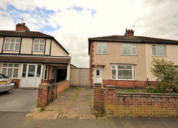 Thumbnail 3 bed semi-detached house for sale in Marstown Avenue, Wigston