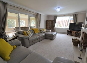 Thumbnail 4 bed detached bungalow for sale in Newton-On-The-Moor, Morpeth, Northumberland
