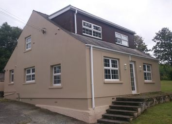 Thumbnail 3 bed detached bungalow to rent in Old Hakin Road, Haverfordwest