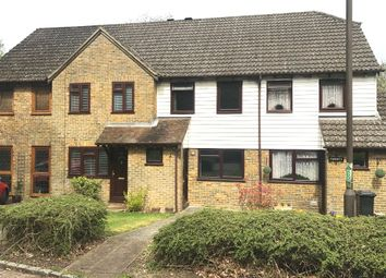 Thumbnail 2 bed terraced house for sale in Violet Close, Chatham, Kent