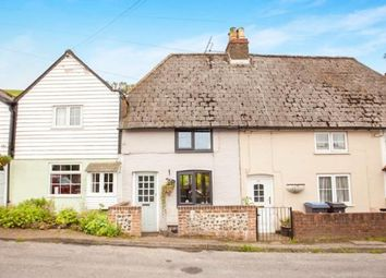 Thumbnail 2 bedroom terraced house for sale in Canterbury Road, Lydden, Dover, Kent