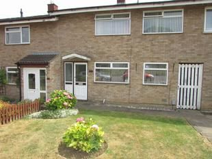 Thumbnail 3 bed terraced house for sale in Scott Road, Stevenage