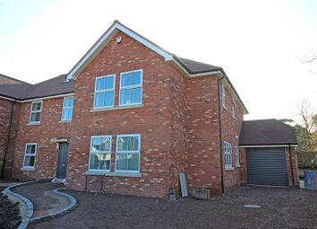 Thumbnail 4 bed country house for sale in Whitby Road, Milford On Sea, Lymington, Hampshire