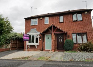 Thumbnail 2 bed semi-detached house for sale in Peregrine Grove, Kidderminster