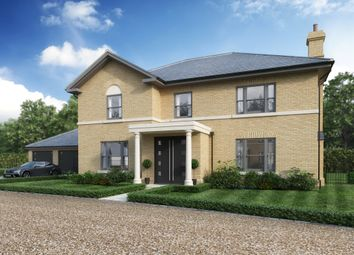Thumbnail 5 bed detached house for sale in Bucklesham Road, Ipswich