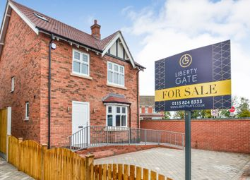 Thumbnail 4 bed detached house for sale in Davies Road, West Bridgford, Nottingham