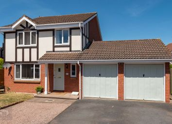 Thumbnail 4 bed detached house for sale in Gleneagles Road, Holmer, Hereford