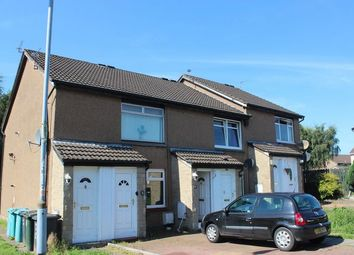 Thumbnail 1 bed end terrace house for sale in Macdougall Quadrant, Bellshill