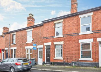 Thumbnail 3 bed terraced house for sale in Wild Street, Derby