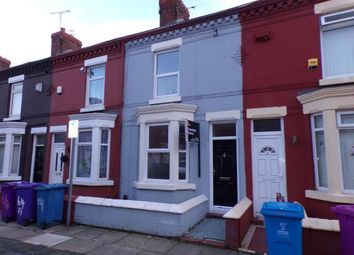 Thumbnail 3 bed terraced house for sale in August Road, Liverpool, Merseyside, England