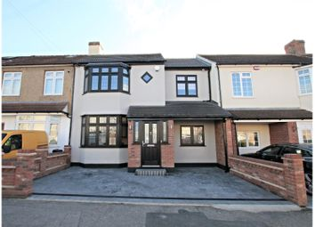 Thumbnail 4 bed end terrace house for sale in Stafford Avenue, Hornchurch