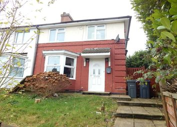 Thumbnail 3 bedroom semi-detached house for sale in Borrowdale Road, Northfield, Birmingham