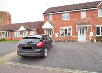 Thumbnail 2 bed end terrace house for sale in Dale Crescent, Fernwood, Newark