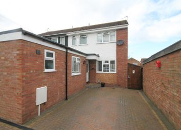 Thumbnail 4 bed semi-detached house for sale in Constable Place, Aylesbury
