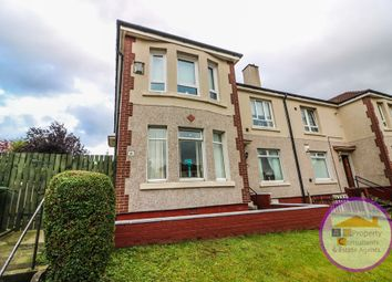 Thumbnail 3 bed flat for sale in Quarrybrae Street, Parkhead