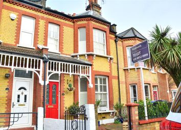 Thumbnail 4 bed terraced house to rent in Kirkside Road, Blackheath, London